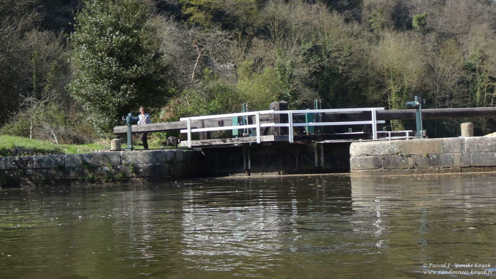 La Rance fluviale : de Lyvet à Léhon