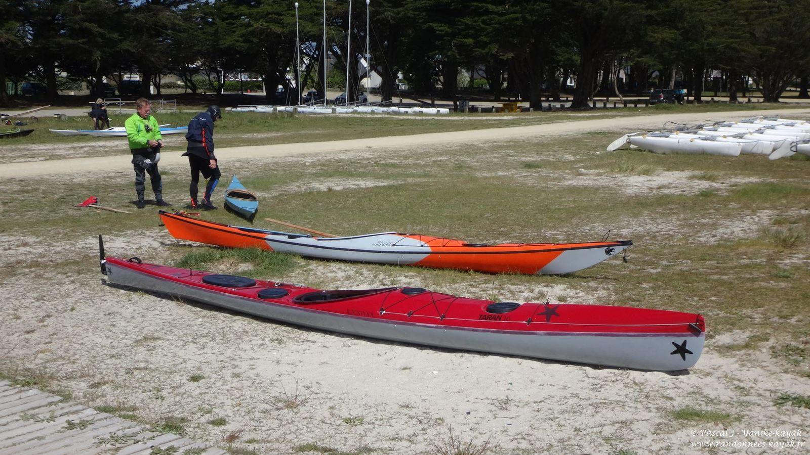 AKG Oratarnek à l'île Tudy : ou les secrets du rolling