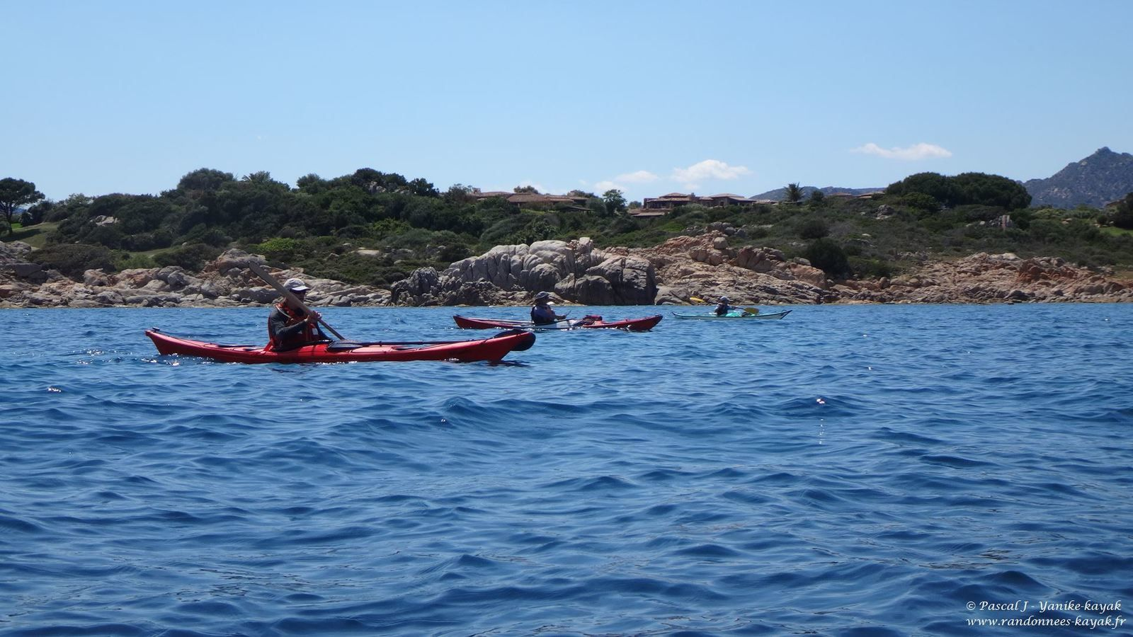 Sardegna 2019, una nuova avventura - Chapitre 11 - Capo Coda Cavallo vers lagune de San Teodoro via Piccola Tahiti