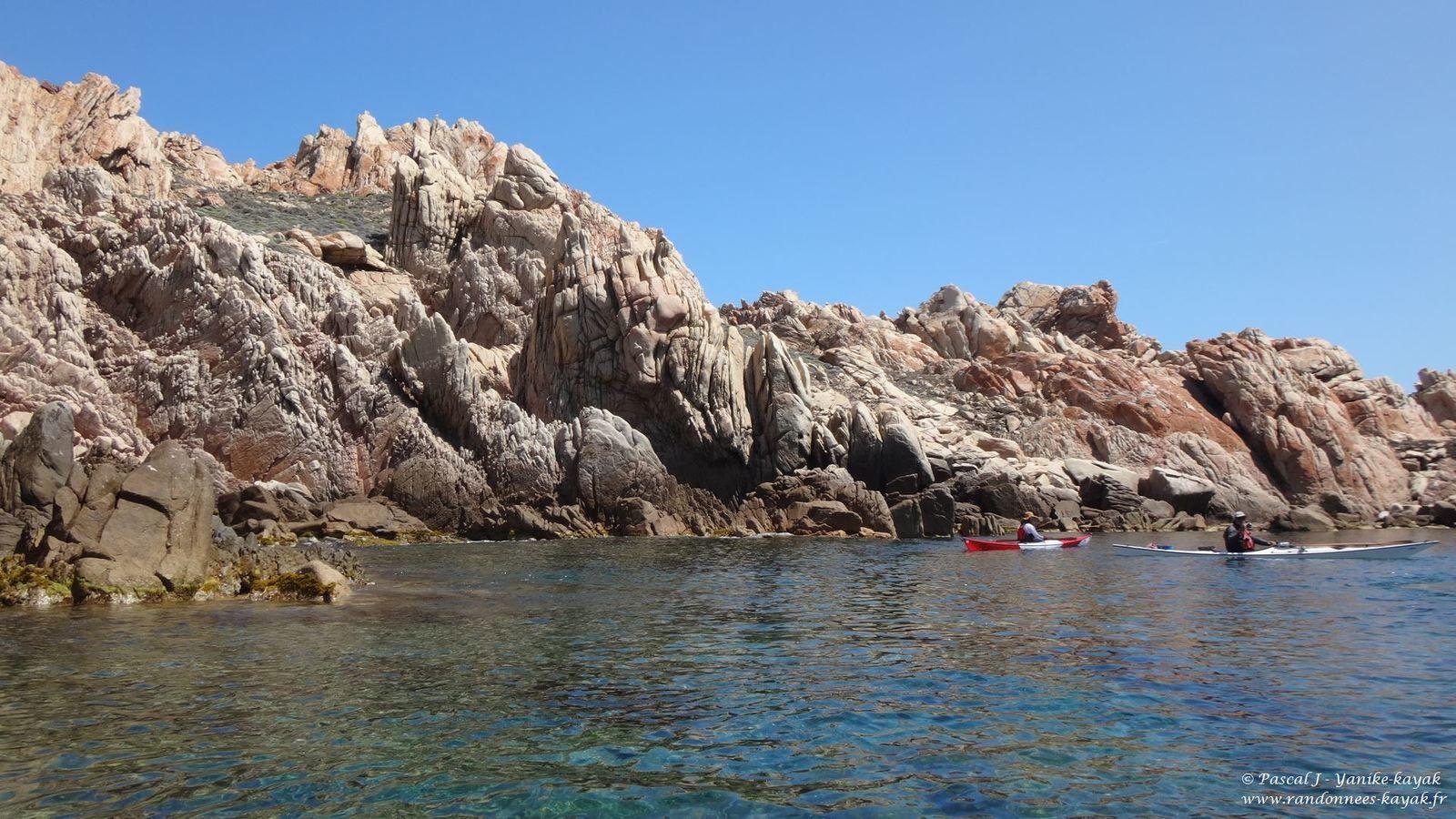 Sardegna 2019, una nuova avventura - Chapitre 14 - Budelli, Razzoli & Santa Maria, face à la Corse