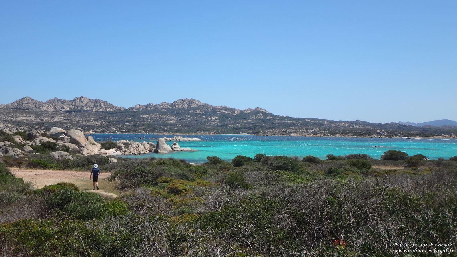 Sardegna 2019, una nuova avventura - Chapitre 15 - Tour de la Maddalena, contrarié par le vent