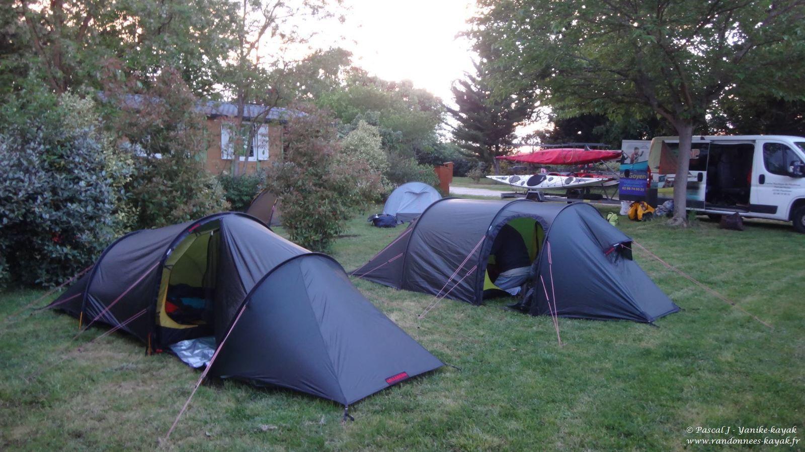Camping la Tisarne