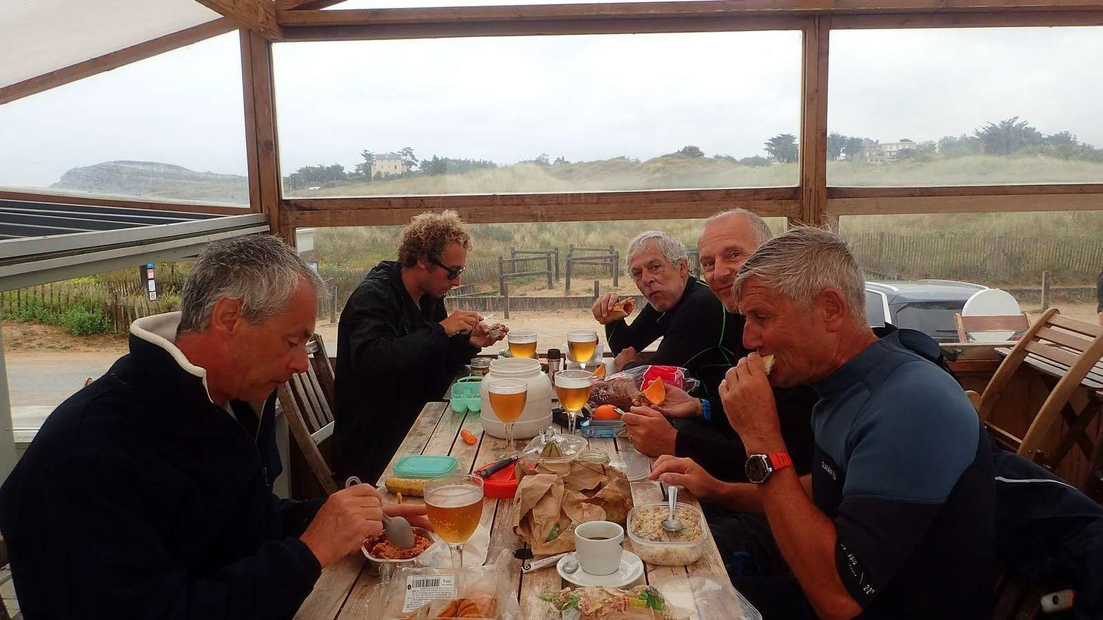 Randonnées malouines : de Cézembre à l'île Agot, retour à Saint-Malo (3/4)