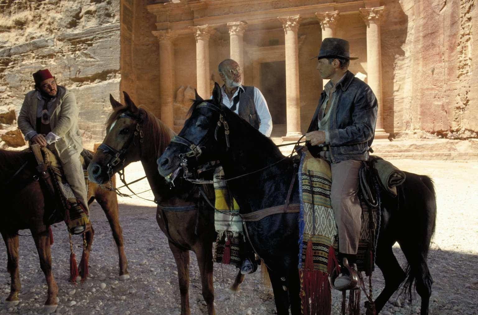 J'ai vu! #268 : Indiana Jones et la Dernière Croisade