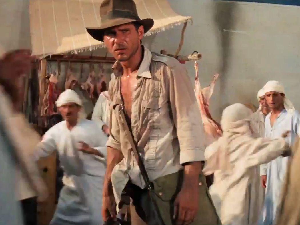 J'ai vu! #266 : Indiana Jones, les Aventuriers de l'Arche Perdue