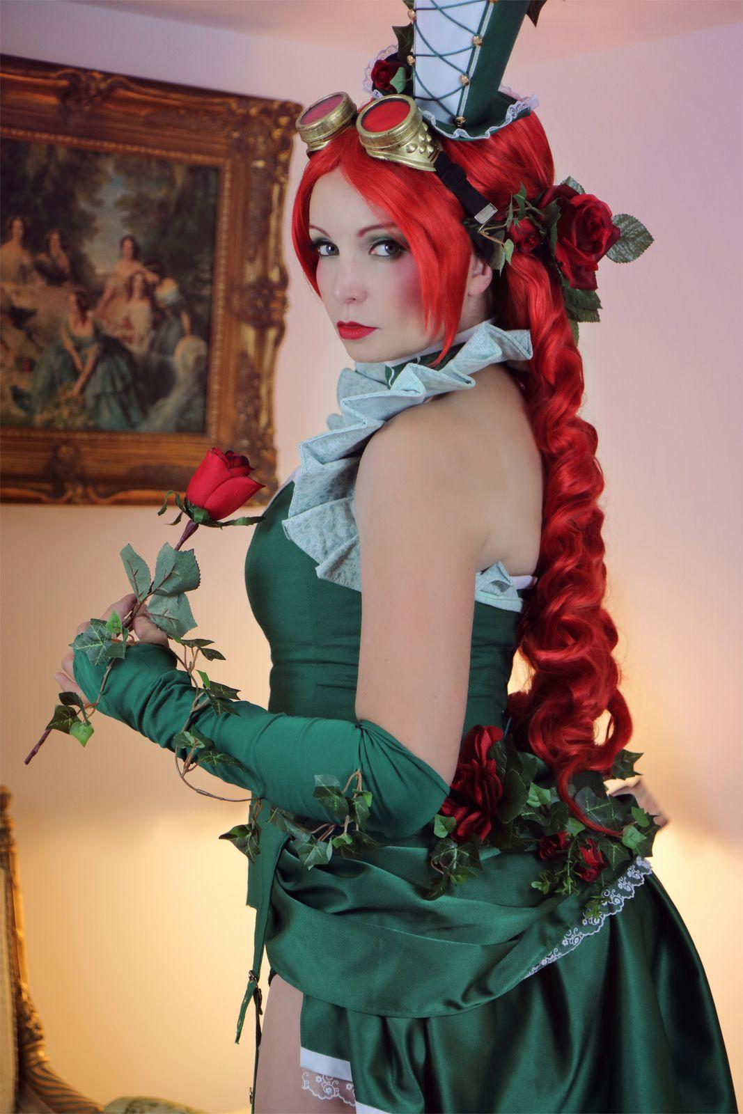 """Les Shootings d'Althea & Shrimpie #11 """"Harley Quinn et Poison Ivy"""""""