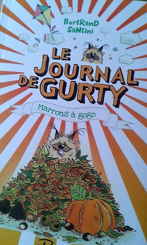 le journal de Gurty - Marrons à gogo