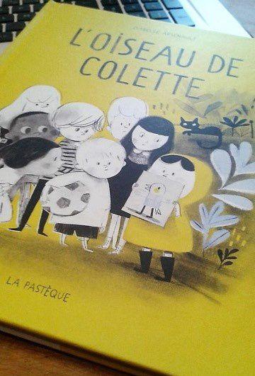 L'oiseau de Colette