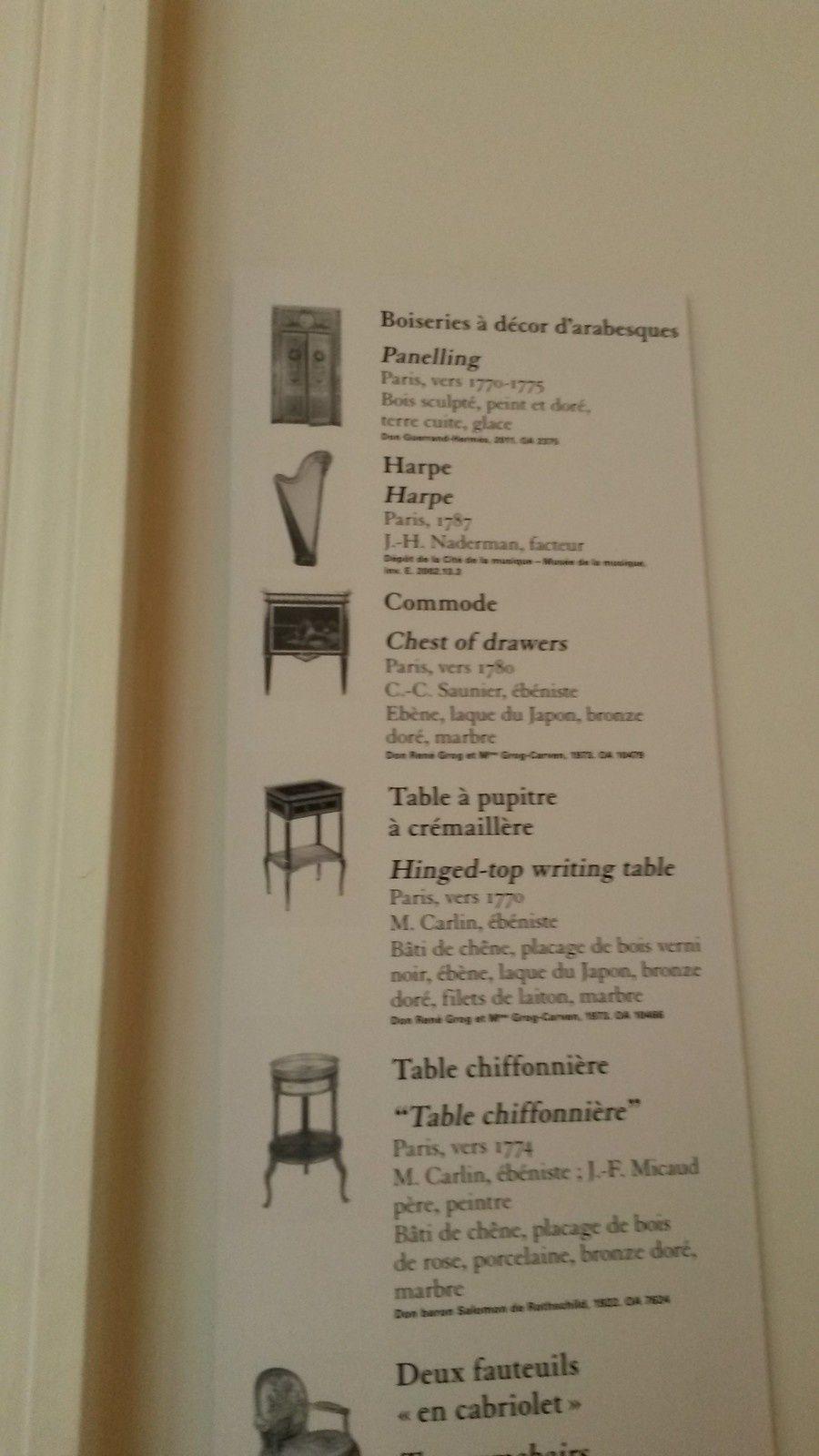 Les salles des objets d'art du Louvre : ou l'art de vivre à la française sous l'Ancien Régime exposé