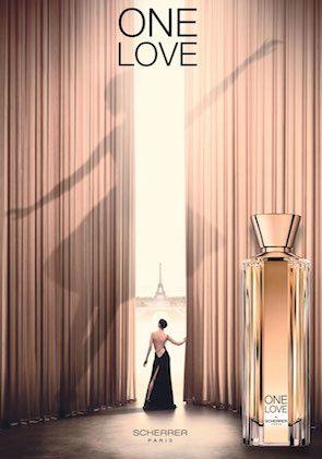 One Love, le nouveau parfum de Jean Louis Sherrer