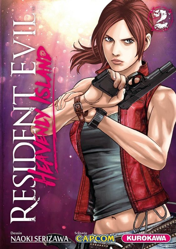 Resident Evil - Heavenly Island, Tome 2 « Zombie Idol Survival »