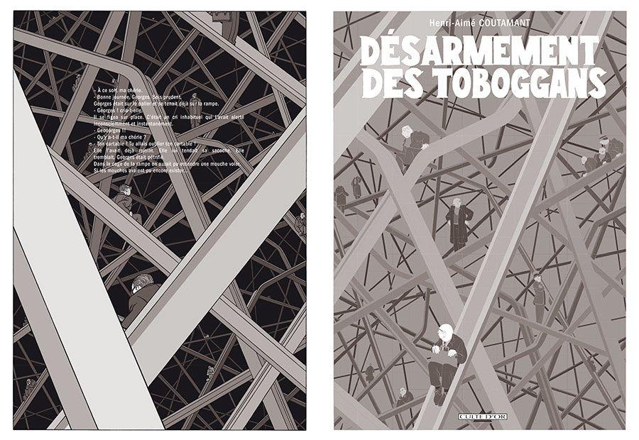 Le livre des livres de Marc-Antoine Mathieu: une infinité de possibilités