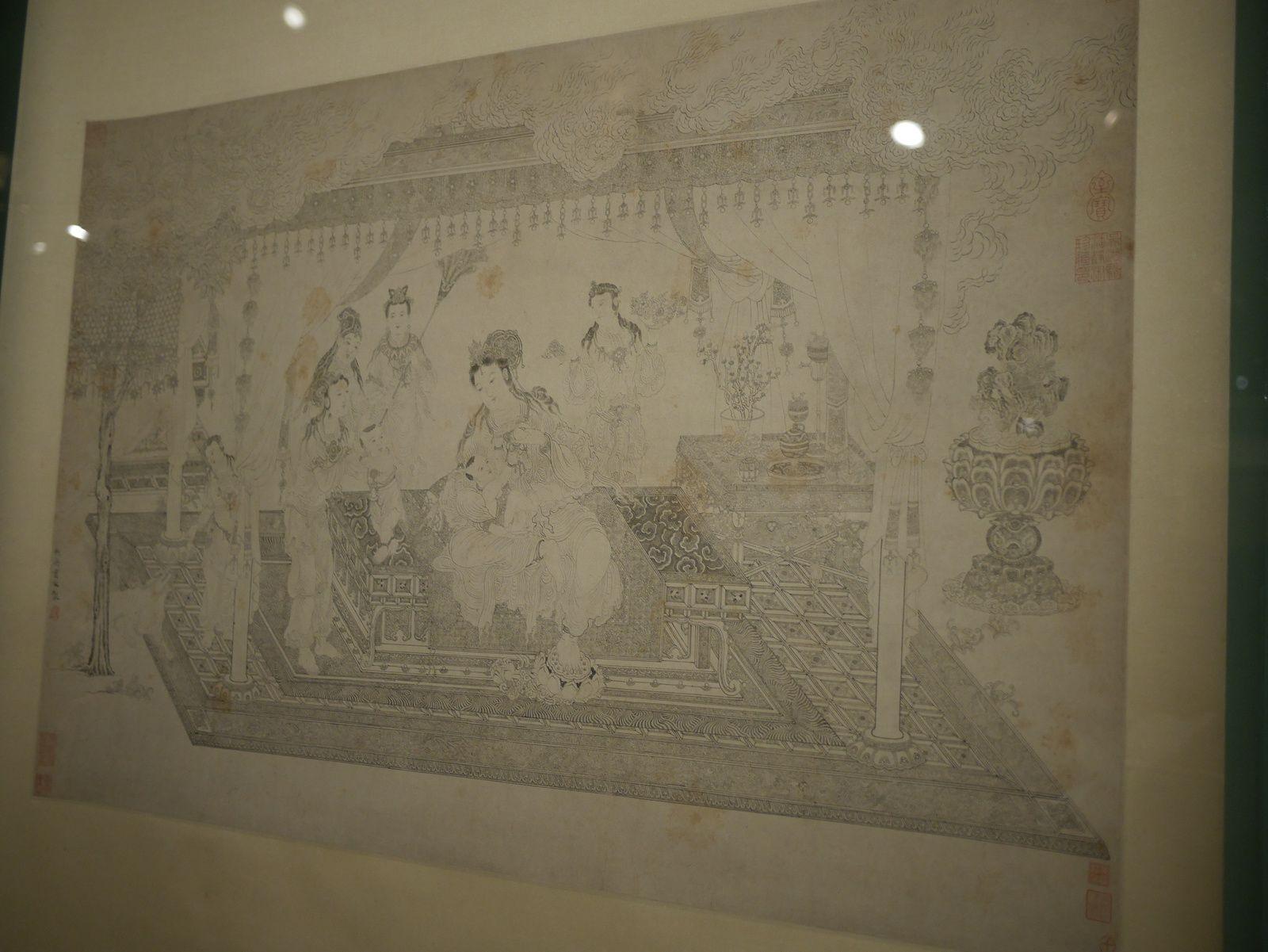 Parfum de Chine: trésors de la Chine impériale pour un art millénaire à voir jusqu'au 26 août 2018 au musée Cernuschi