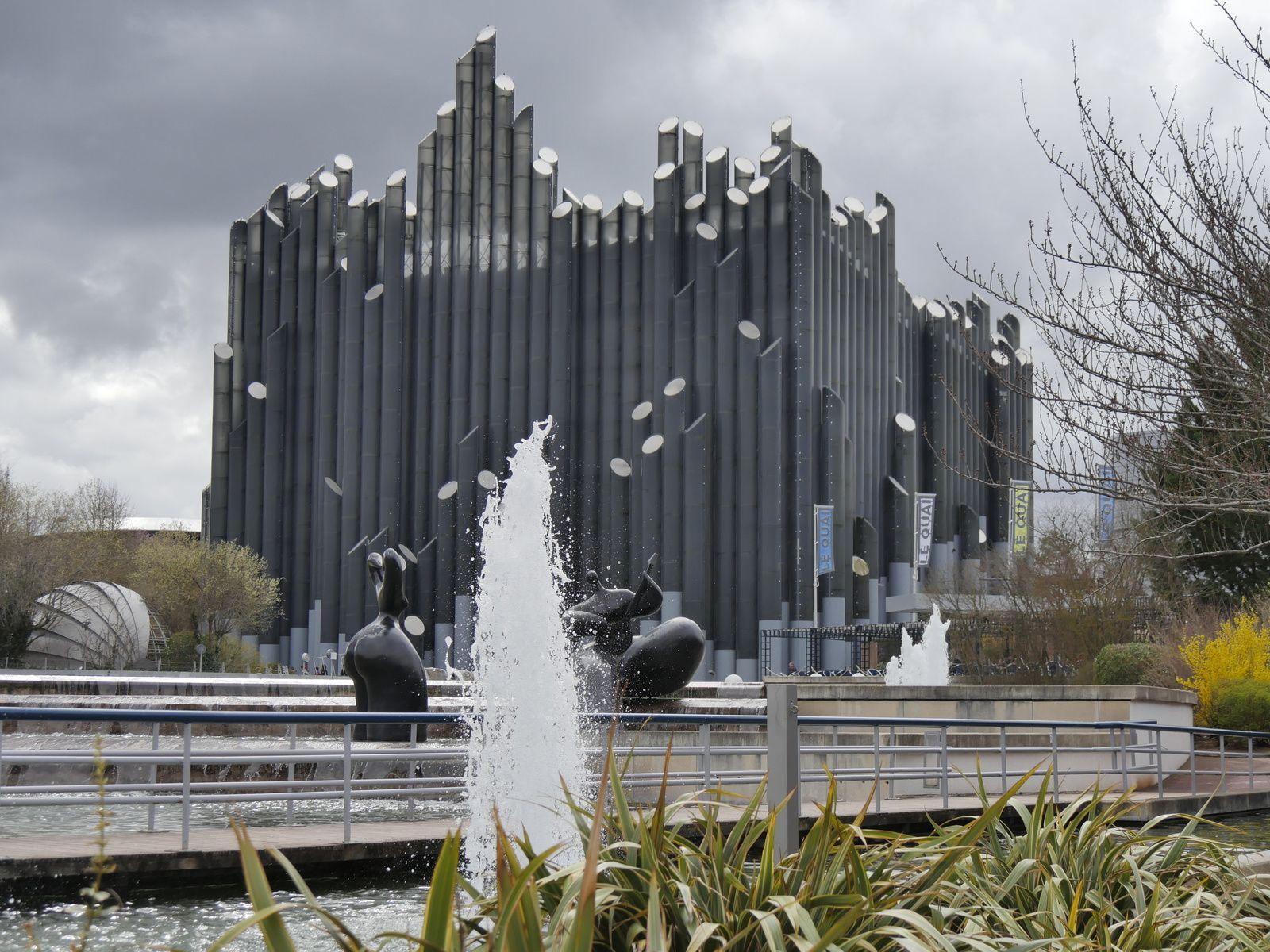 Pour sa 31e saison, le parc du Futuroscope de Poitiers propose toujours plus de sensations