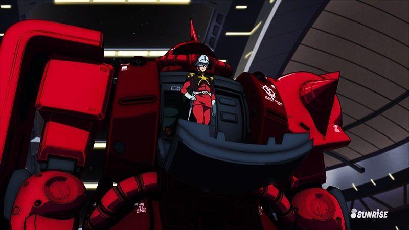 Mobile Suit Gundam: The Origin VI « Rise of the Red Comet »