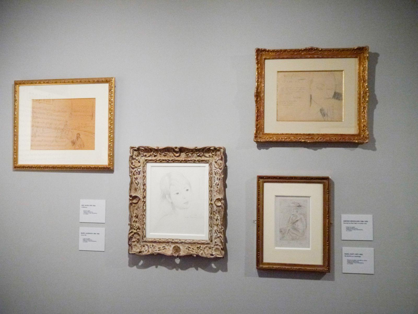 Ateliers d'artistes à Montmartre une exposition à découvrir jusqu'au 20 janvier 2019 au Musée Montmartre