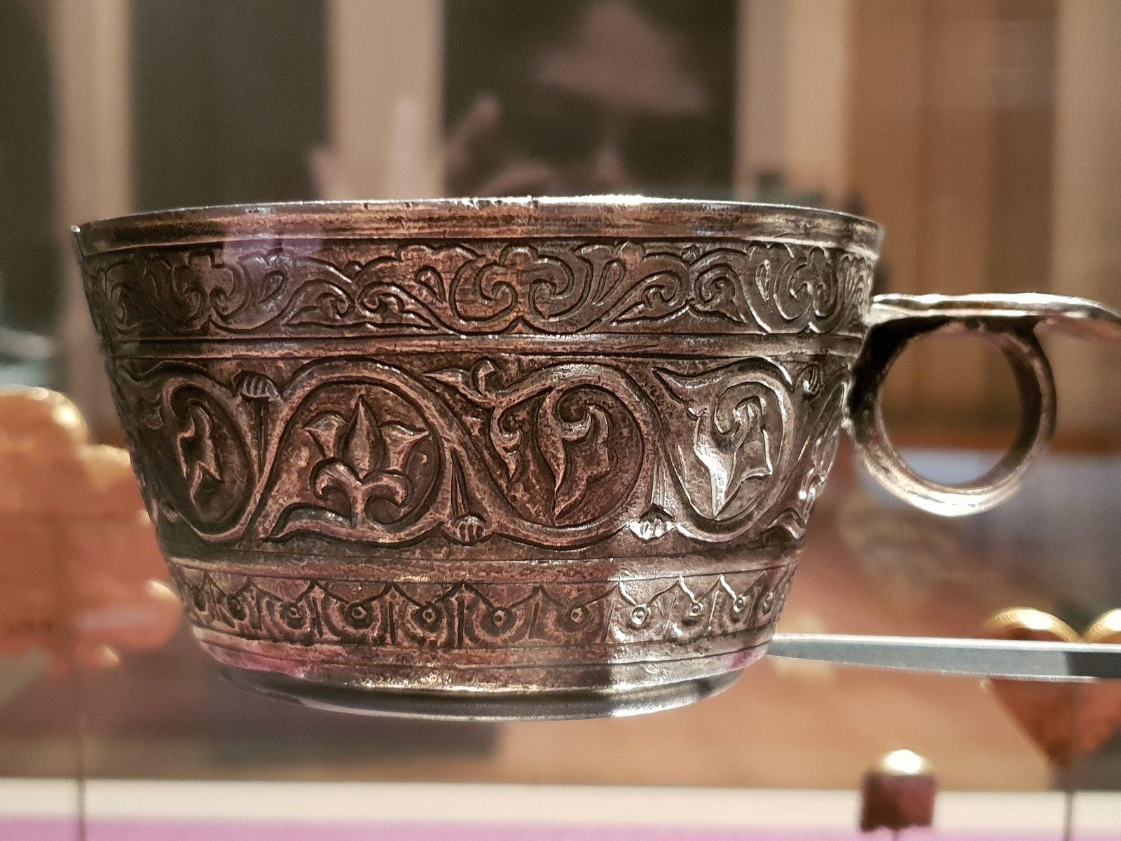 Le trésor de Preslav à découvrir au Louvre jusqu'au 5 novembre