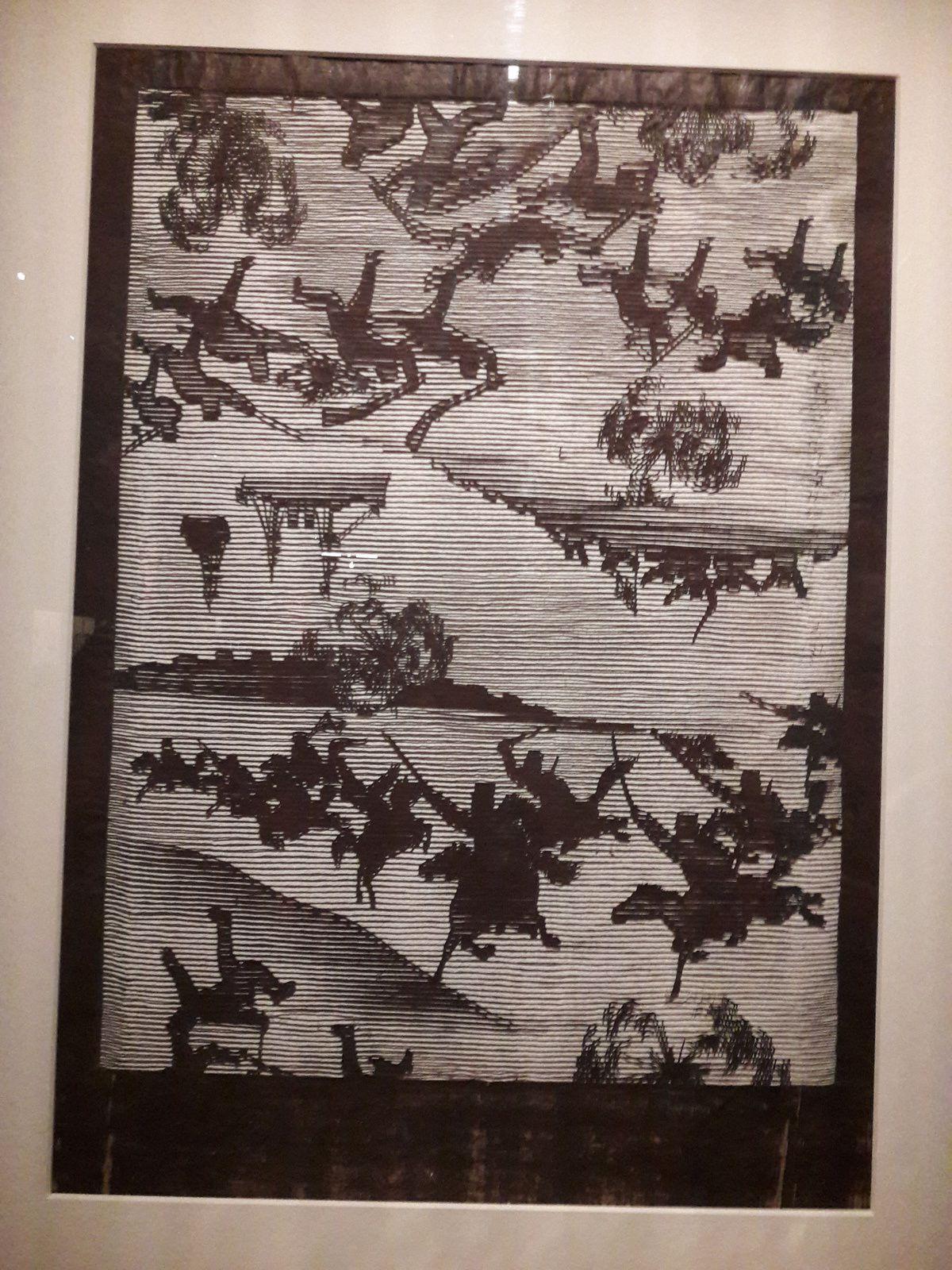 Exposition Meiji un art foisonnant à découvrir au musée Guimet jusqu'au 14 janvier