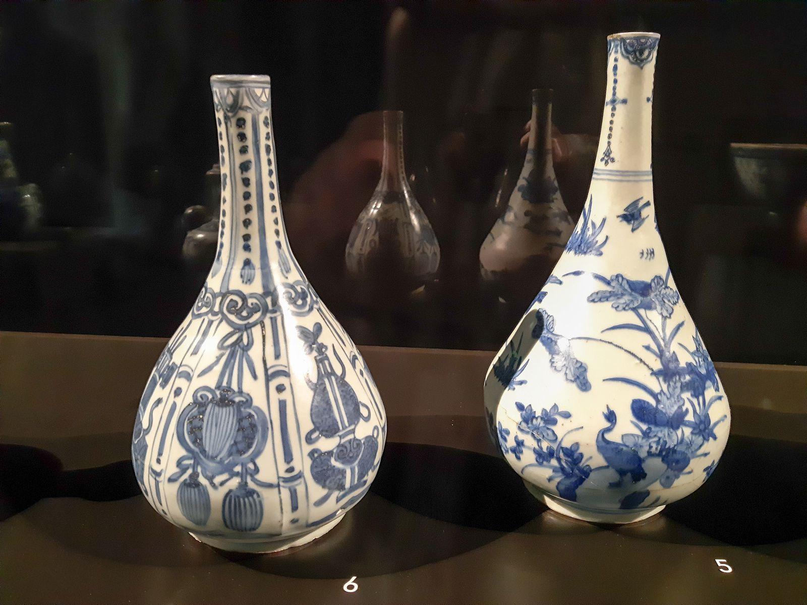 Un Firmament de porcelaine : de la Chine à l'Europe au Musée Guimet jusqu'au 10 juin 2019