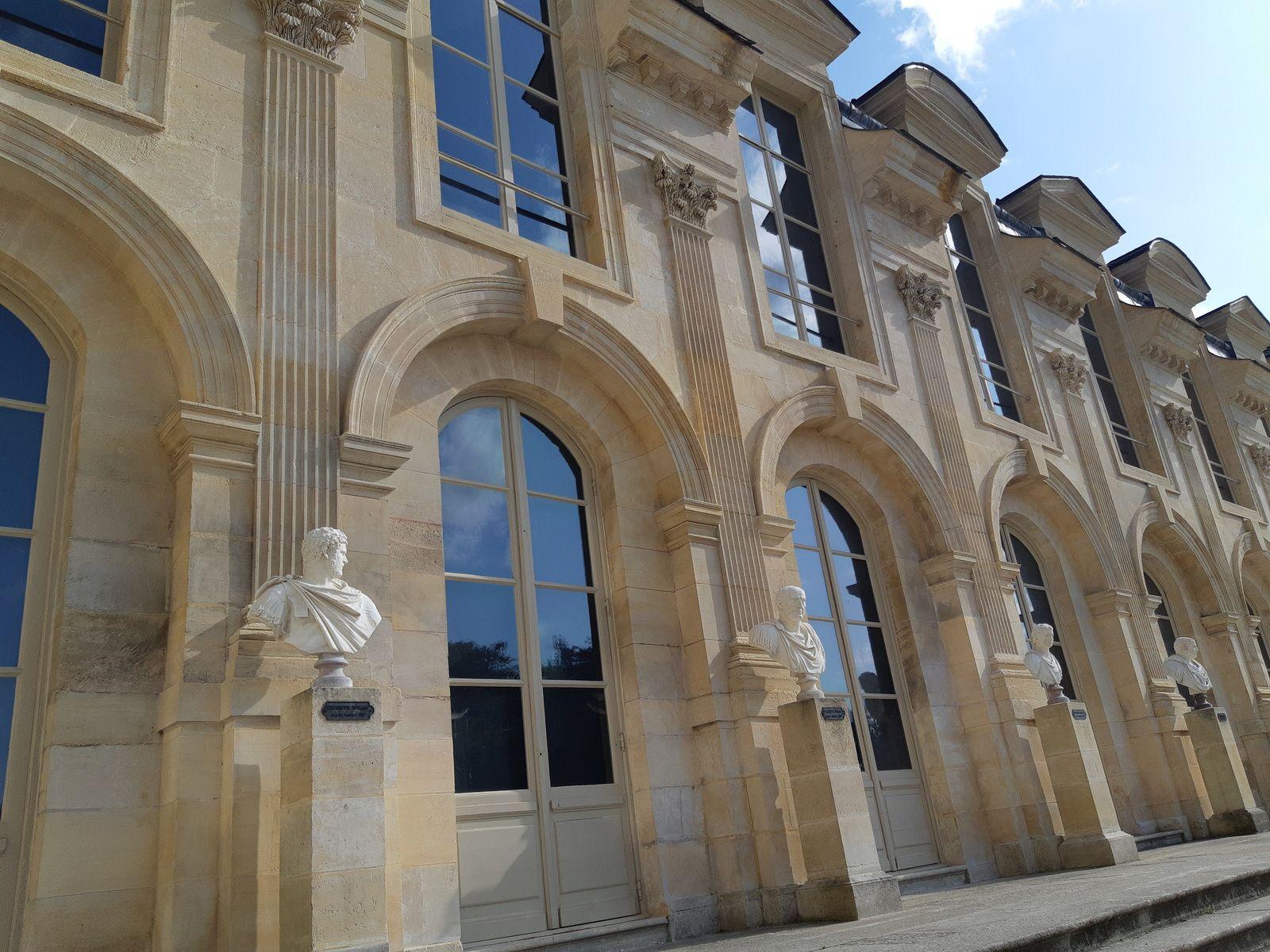 Une journée d'été à Chantilly