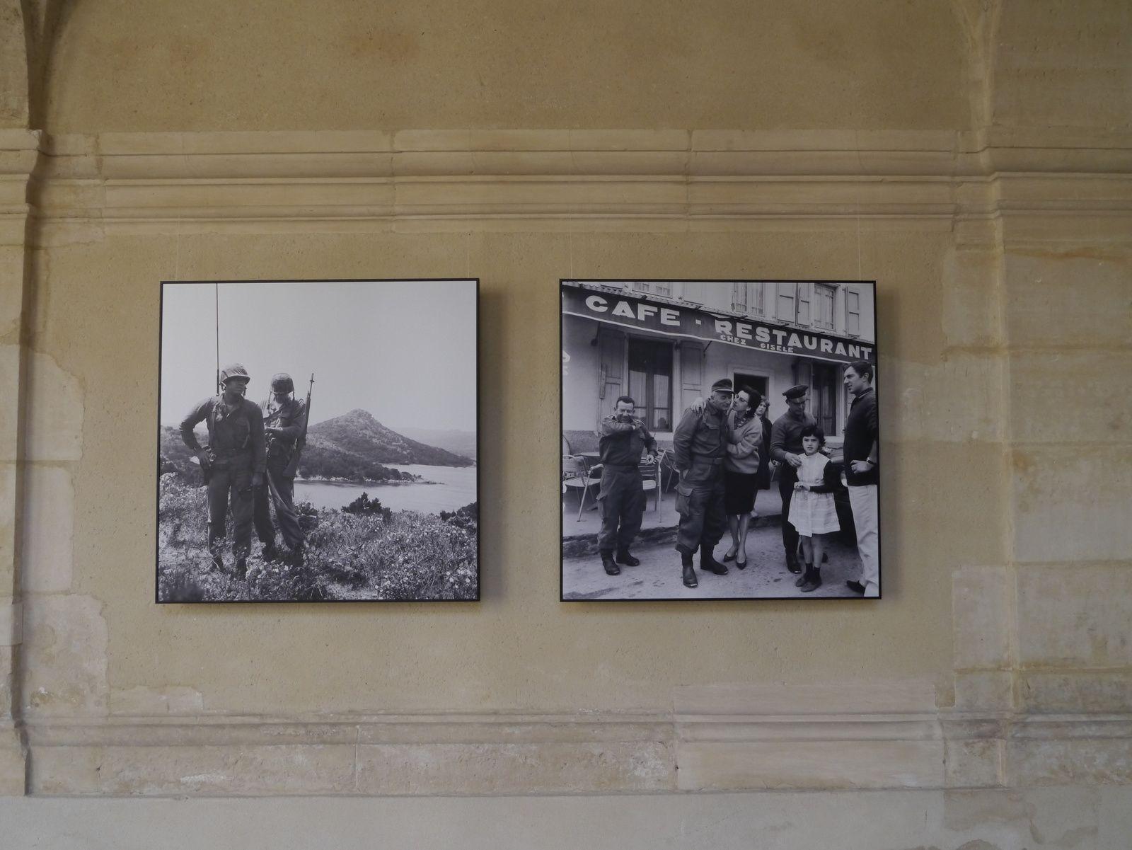 Raymond Depardon photographe de guerre 1962-1963 au Musée du Service de santé des Armées du Val-De-Grâce jusqu'au 30 janvier 2020