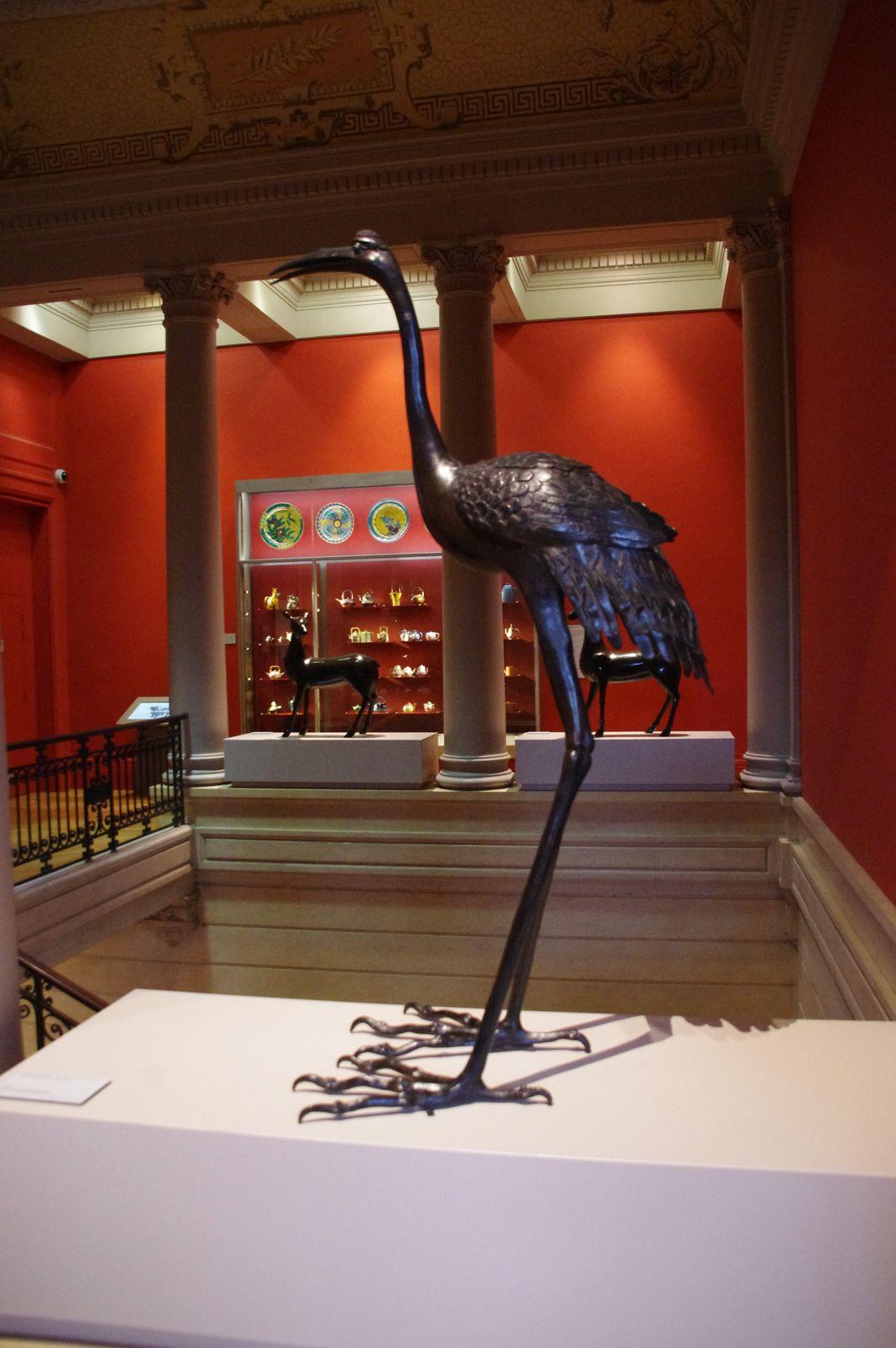 La réouverture du Musée Cernuschi dès le 4 mars 2020