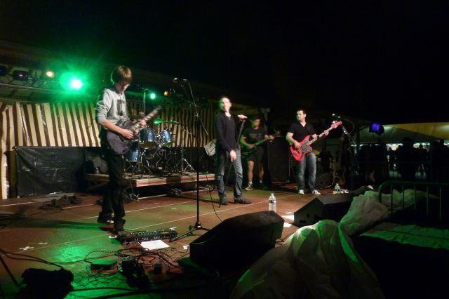 Rock Keepers, le groupe rock de Pagny