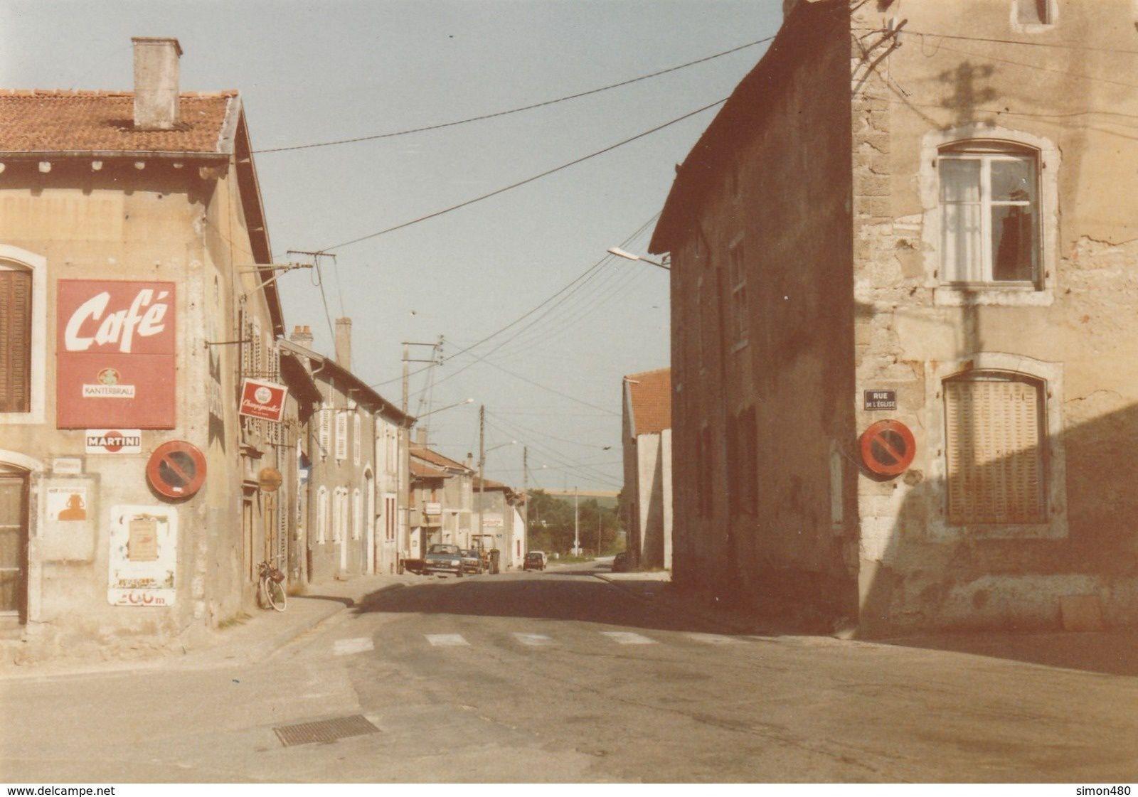 Vue ancienne de Pagny
