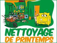 Nîmes nettoyage de printemps 2016 affiche