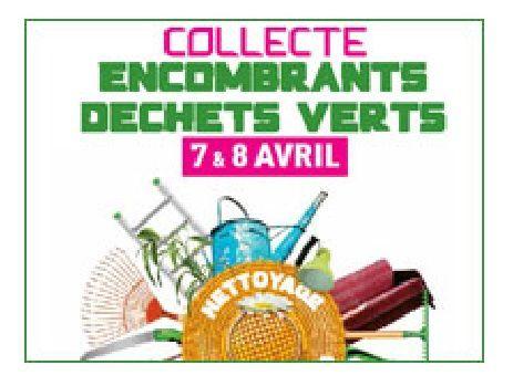 Affiche nettoyage de printemps à Nîmes 7 et 8 avril 2018