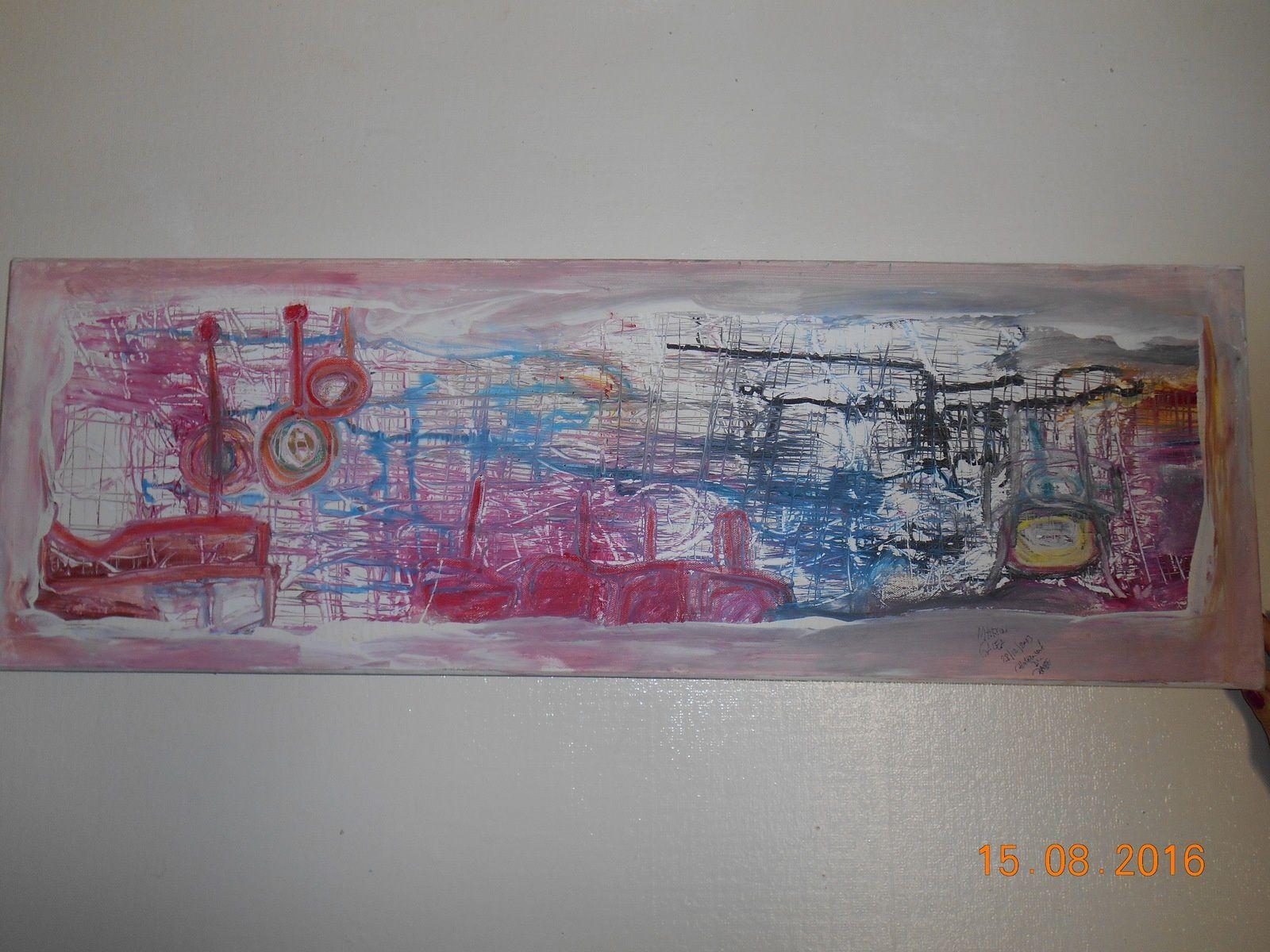8 ) Art contemporain