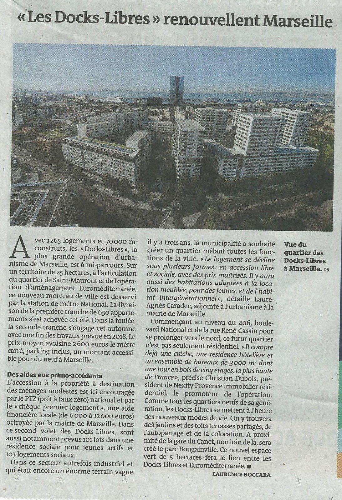 Quartiers en restructuration - 7