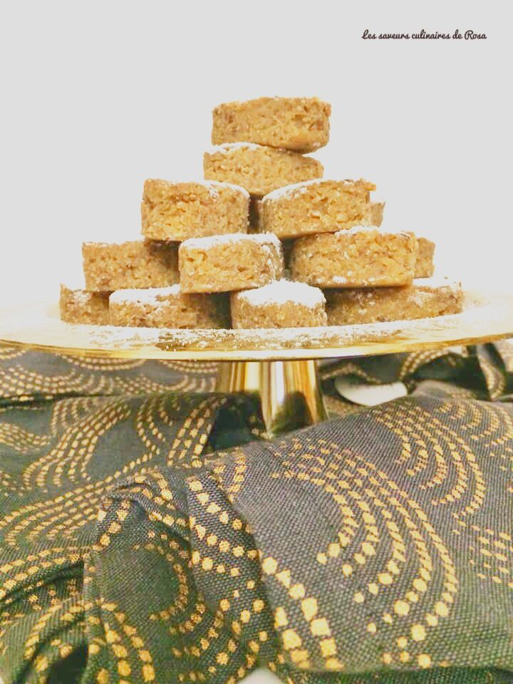 Pâte de marron à l'algérienne (طمينة القسطل)