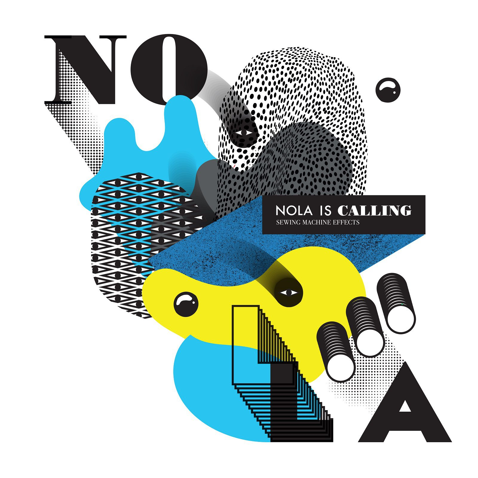 Sewing Machine Effects - Nola is calling