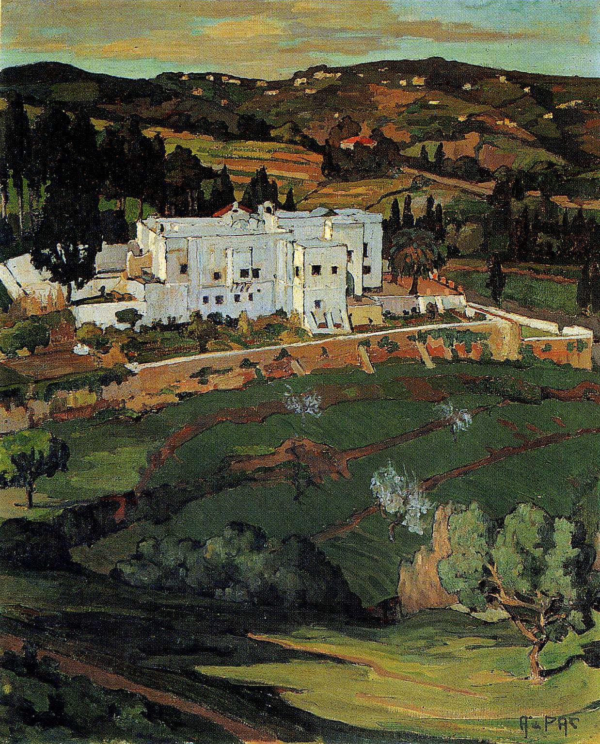 Alger et ses peintres 1830 /1960