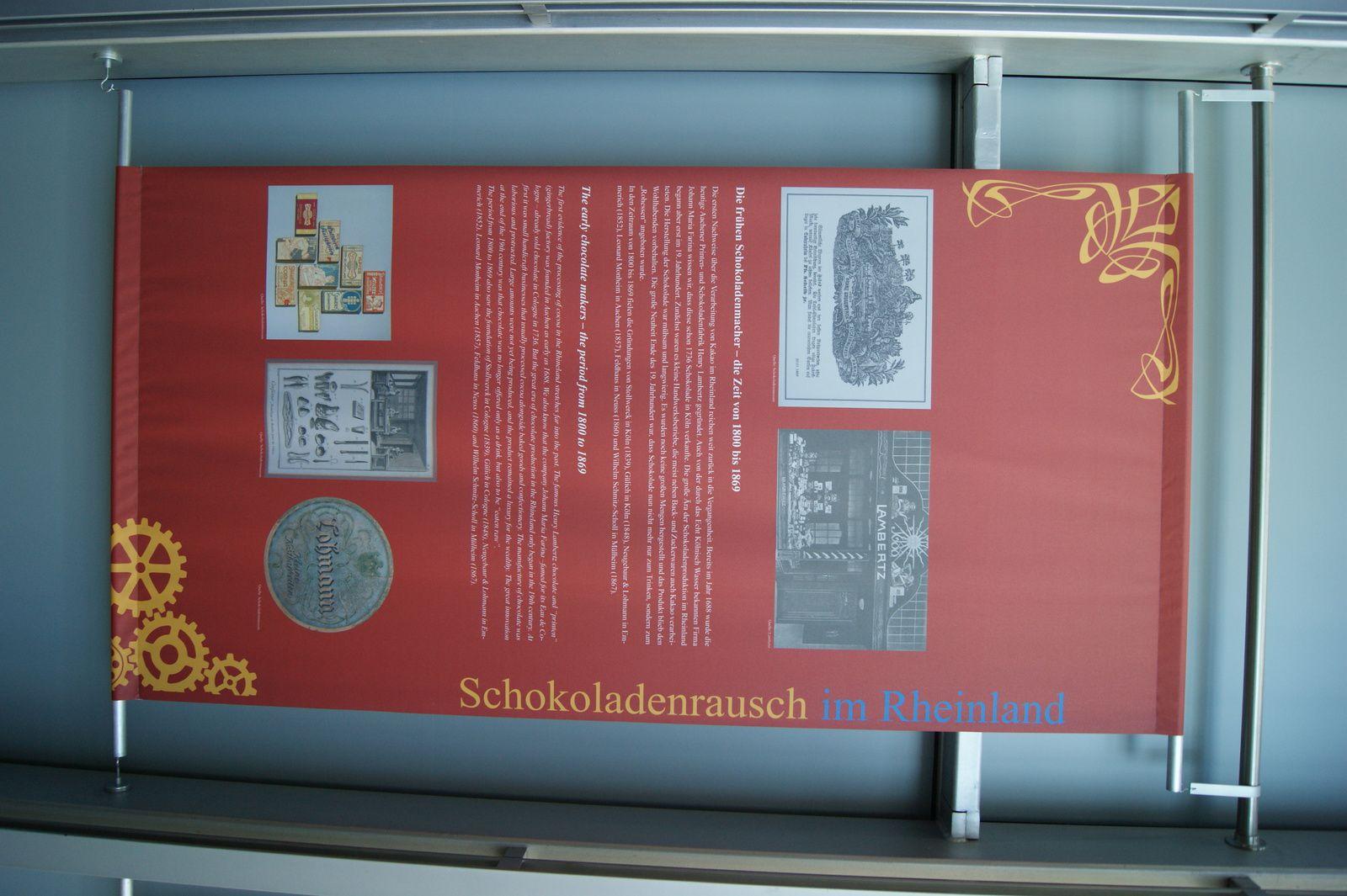 Musée du Chocolat Cologne Allemagne
