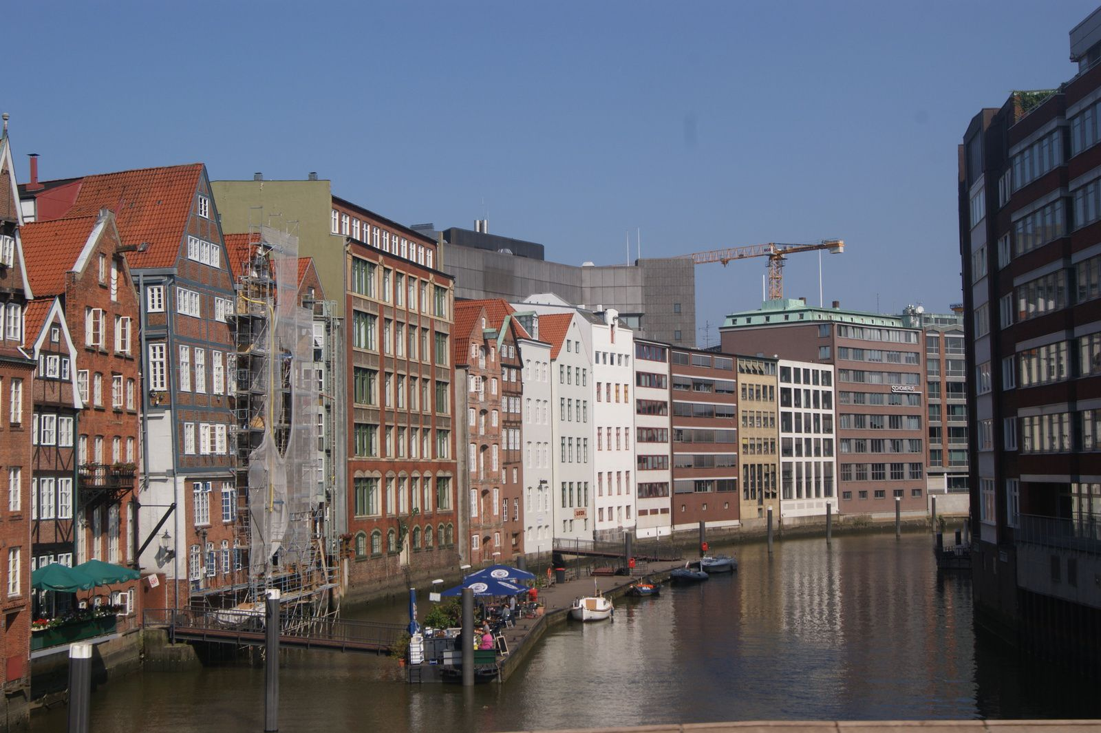 Hambourg Allemagne