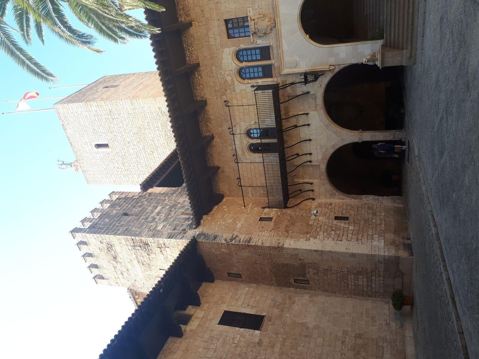 Palais Royal de l'Almdaina Palma de Majorque