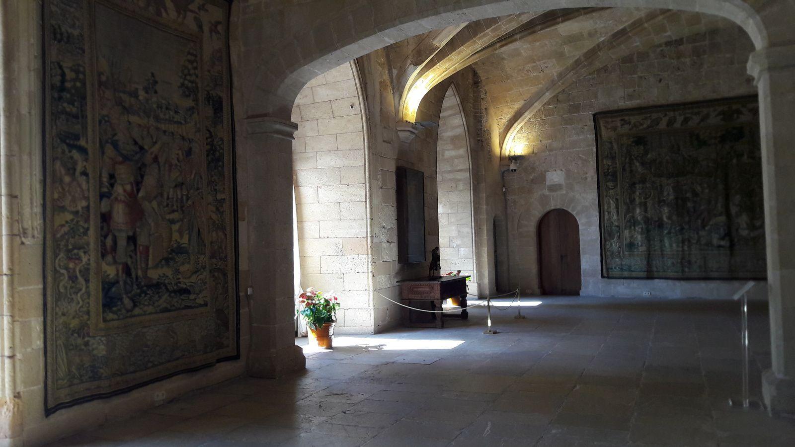 Palais Royal de l'Almudaina / Palma de Majorque