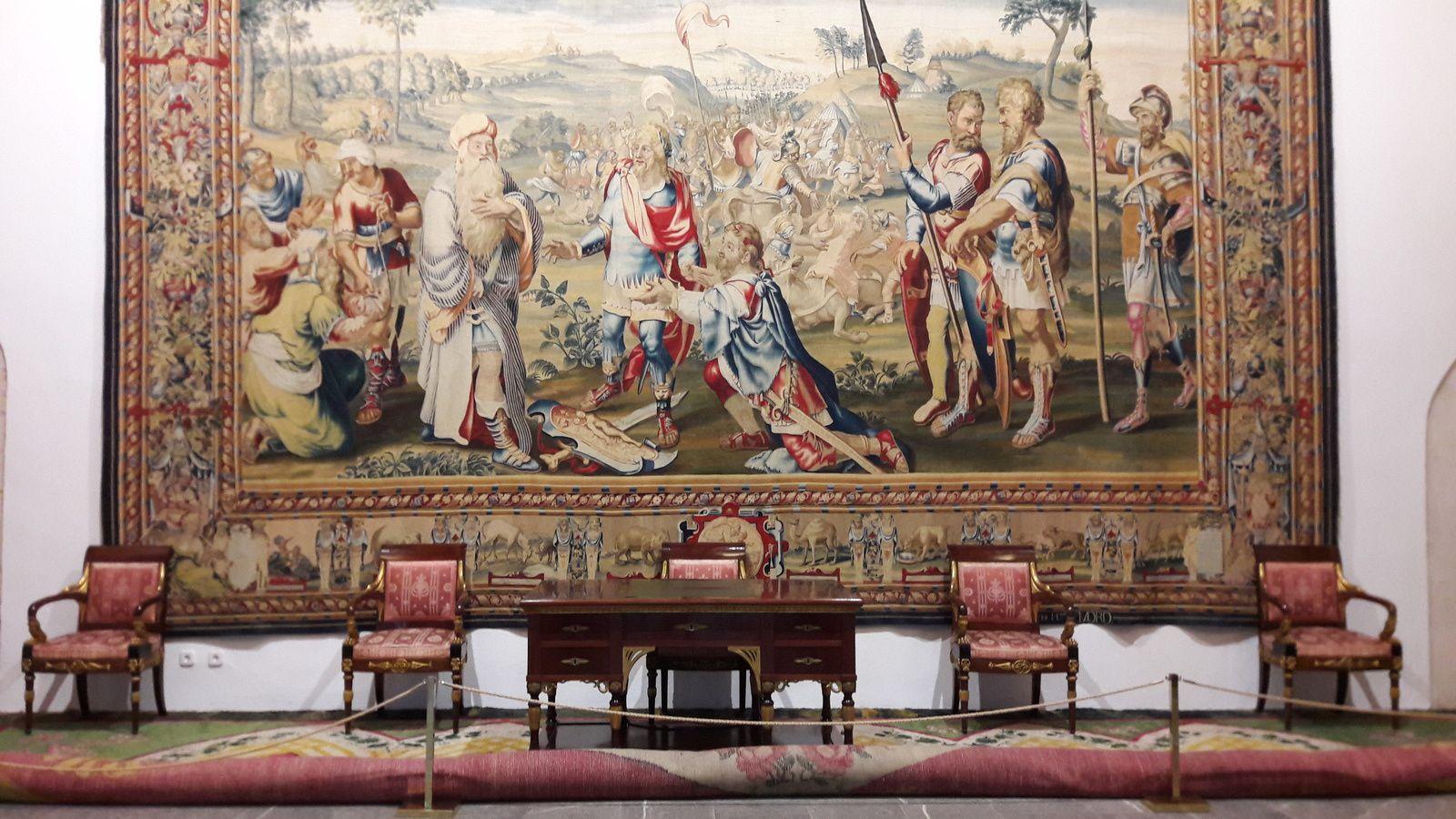 Palais de l'Almudaina Palma de MajorquePalma