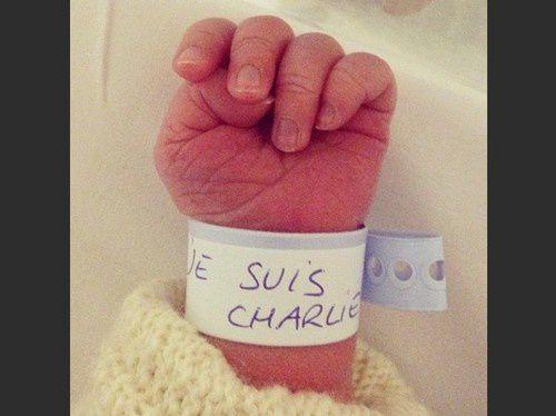 Risque d'infection virale avec le hashtag JeSuisCharlie