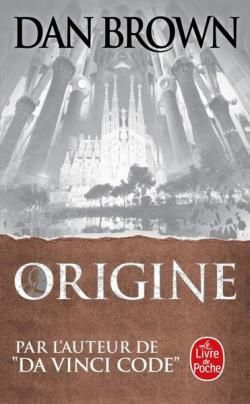 """Origine"" de Dan Brown"