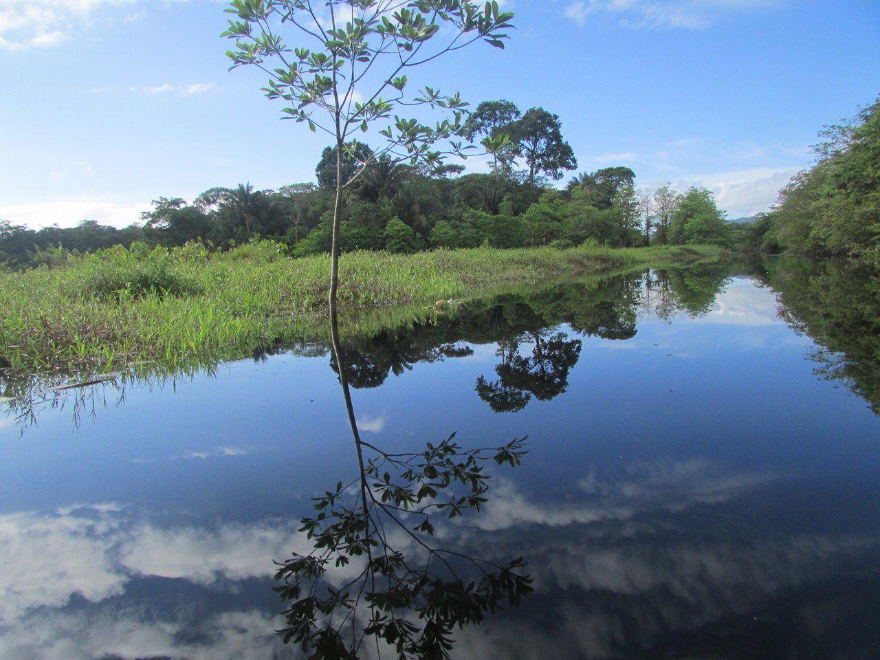 Balade au lac PALI.