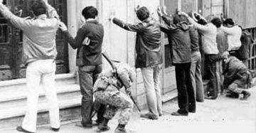 La répression au Chili