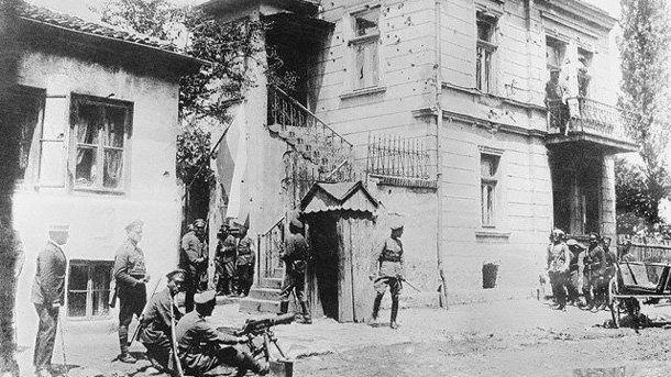L'Insurrection bulgare de 1923