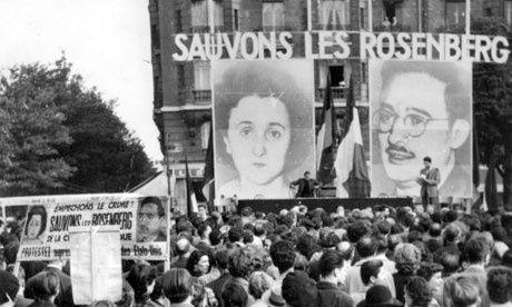 L'affaire Rosenberg - Communisme, violence, conflits