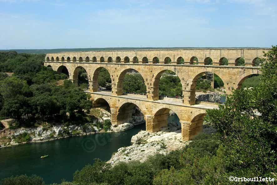 P52#11_Pont_Le pont du Gard