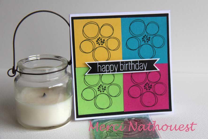 Cartes_My Birthday