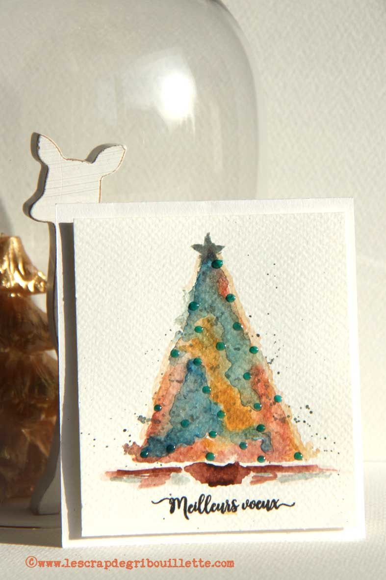 Watercolor Card