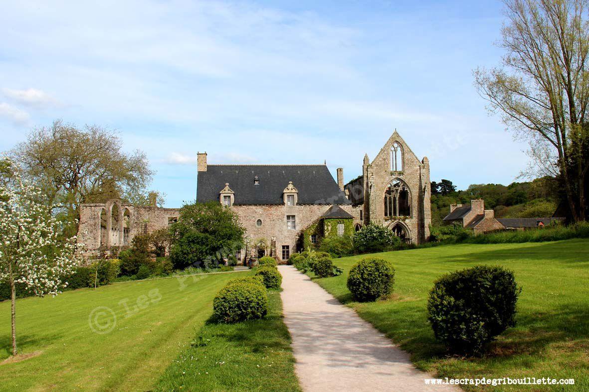 Abbaye de Beauport_Ensemble monastique du 13ème siècle